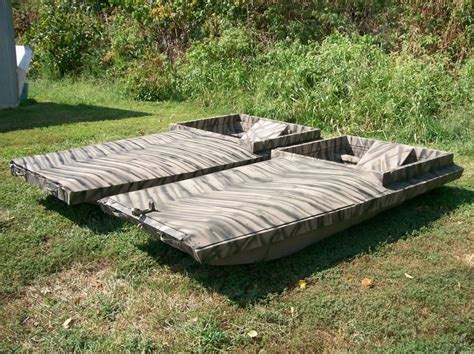 layout boat homemade homemade field duck blinds homemade ftempo