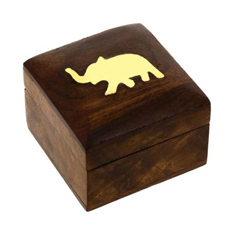 Handcrafted Box - handcrafted jewelry box wood carved gifts for