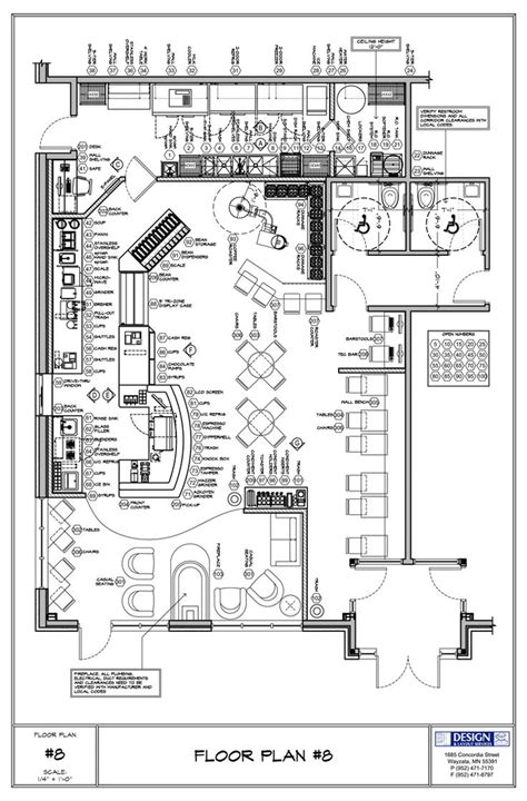 coffee shop design layout costa coffee counter layout plan google search shop