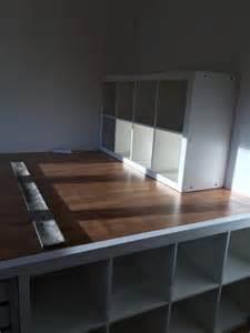 un lit estrade pour chambre d ado bidouilles ikea