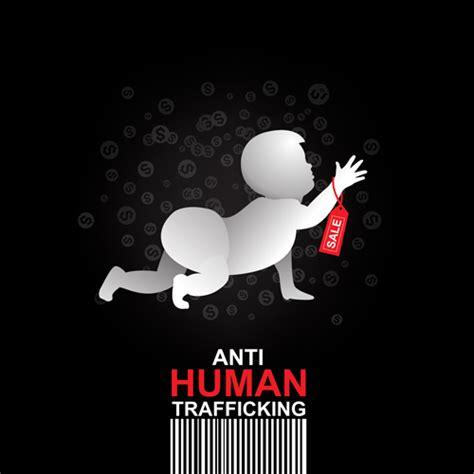 Anti human trafficking public service advertising