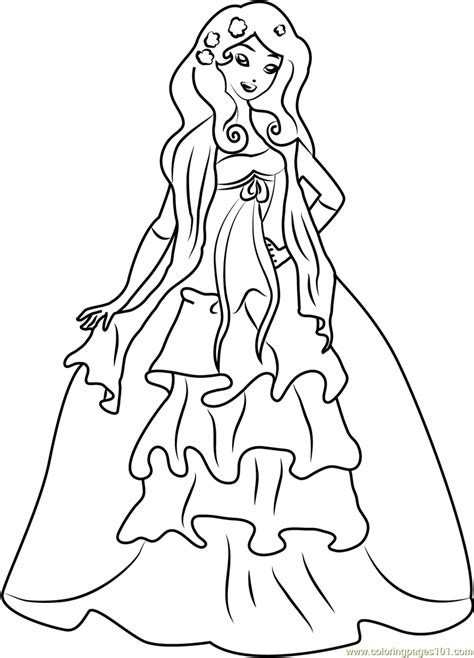 princess giselle coloring pages cute giselle coloring page free enchanted coloring pages