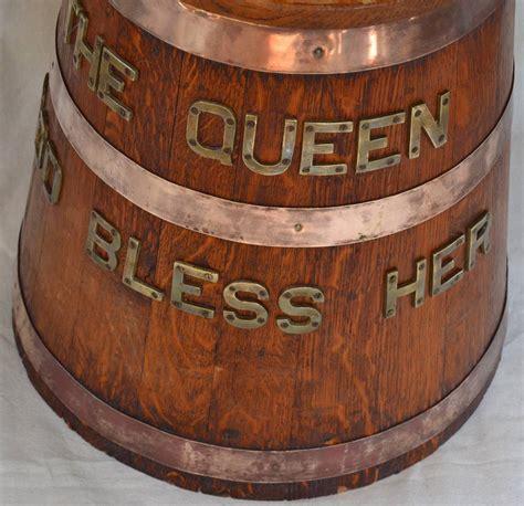 bathtub rum english royal navy rum tub at 1stdibs