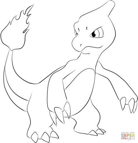 pokemon coloring pages natu coloriage pok 233 mon reptincel coloriages 224 imprimer gratuits