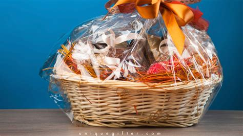 ideas for gift basket ideas for those with a sweet tooth unique