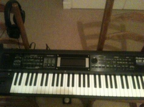 Keyboard Roland Gw 8 roland gw 8 image 749727 audiofanzine