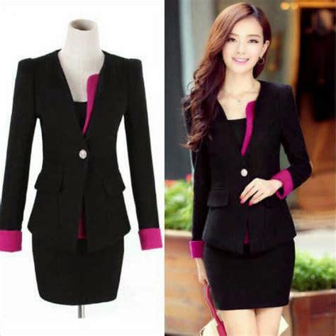 Jaket Coat Semi Blazer Wanita Muslimah Murah Believe Bjm 02 Coklat 2 blazer wanita formal images