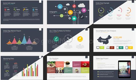 attractive powerpoint presentation templates attractive powerpoint presentation template free