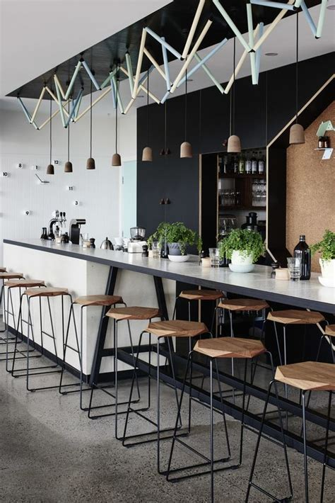 interior design cafe melbourne melbourne stools and commercial interior design on pinterest