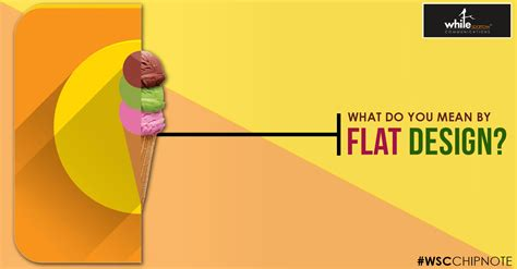 flat design is in is flat design an element of futuristic ui