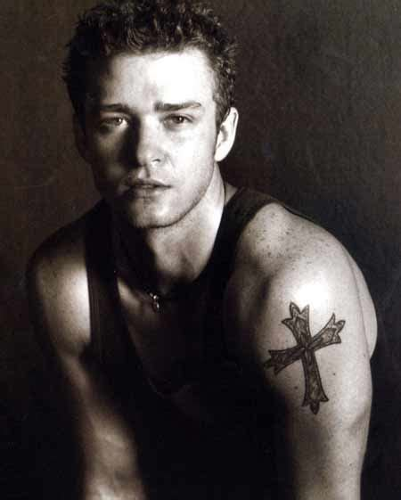 justin timberlake tattoos and meanings