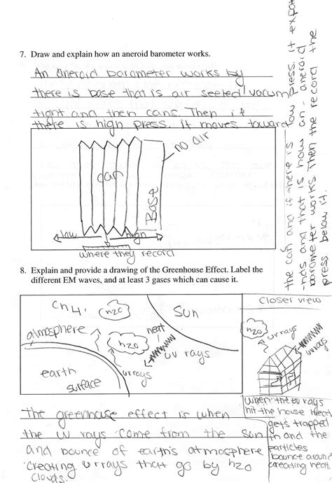 8th Grade Physical Science Worksheets by 8th Grade Science Worksheets New Calendar Template Site
