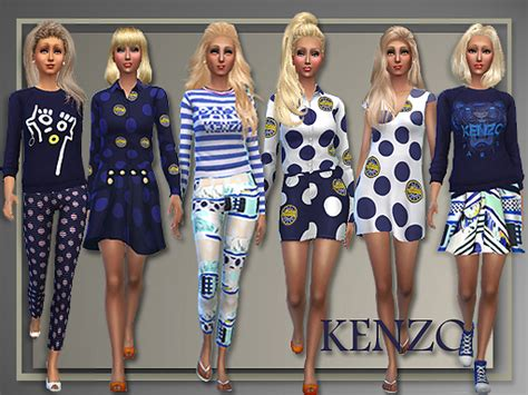 my sims 3 blog kenzo outfit for females by irida sims my sims 3 blog kenzo outfit for females by irida sims all