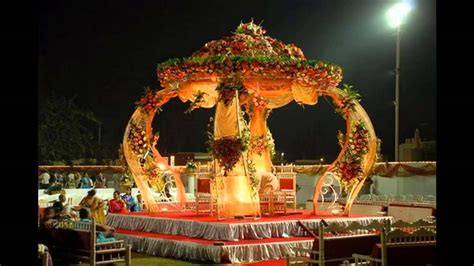 theme decoration indian wedding decoration theme ideas youtube
