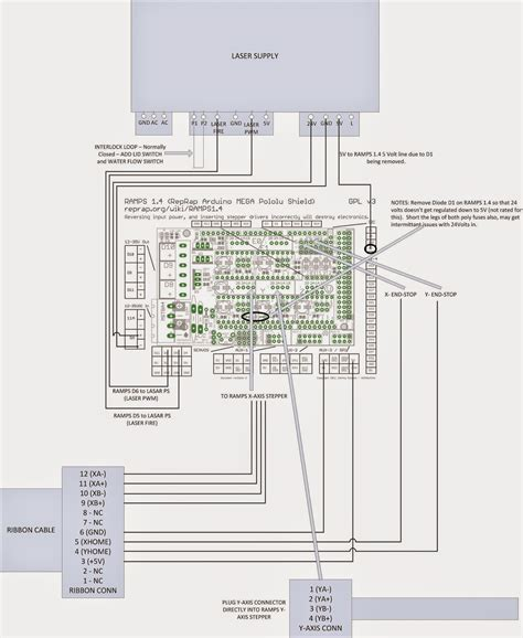 6 wire stepper servo wiring 6 get free image about
