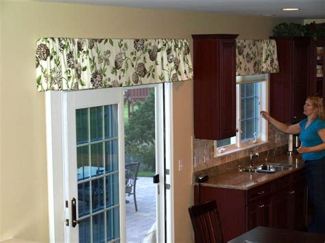 valance ideas for kitchen windows beautiful window valance ideas cookwithalocal home and space decor