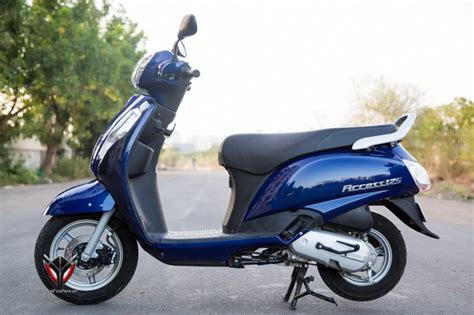 Suzuki Access Review The New Access 125 Ride Review Motohive