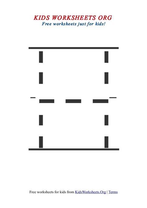 printable letter h tracing worksheets for preschool letter h worksheets kindergarten a z alphabet dinky