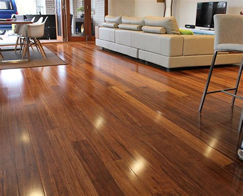 Moso Coffee Bamboo Flooring