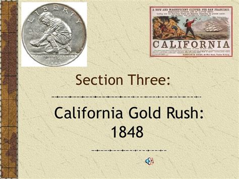 sign up for section 8 in california sle ca gold rush powerpoint section how did the