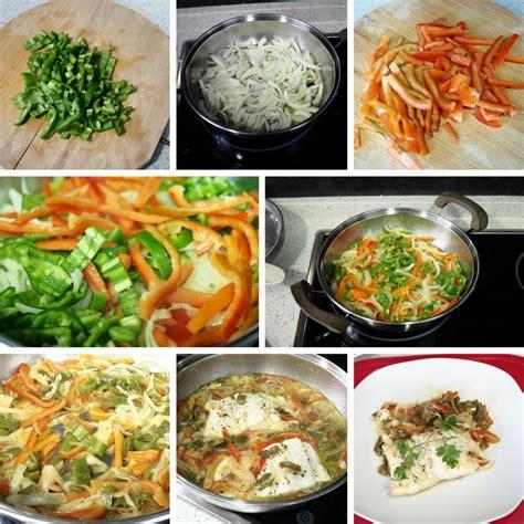 recetas de cocina con bacalao bacalao con pimientos recetas de cocina f 225 cil y hoy