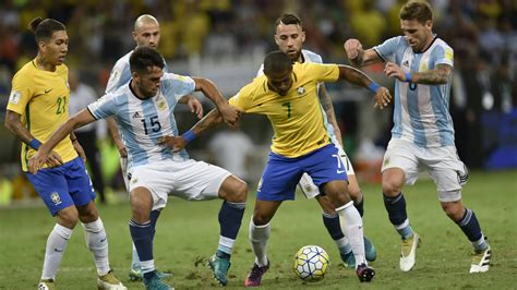 Brazil Vs Worldlywap Net World Cup 2018 Brazil Thrash Argentina 3 0
