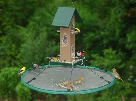 And Feeders How To Make A Seed Catcher For A Bird Feeder Ebay