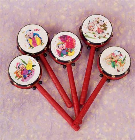 new year craft ideas for babies children peddler drum arts crafts