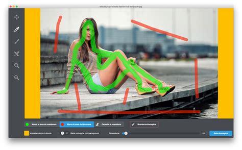 background eraser  pochi clic cancella lo sfondo dalle