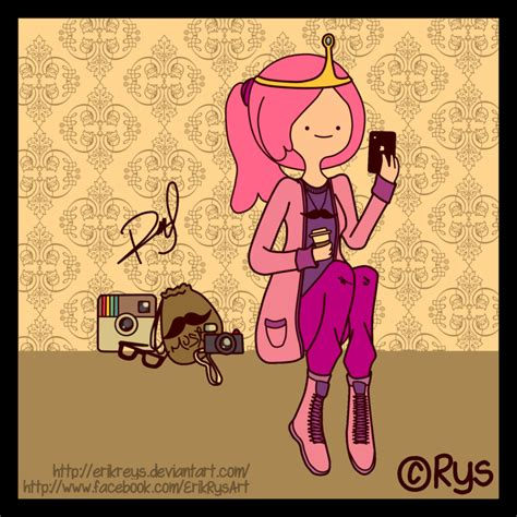 imagenes hipster de hora de aventura dulce princesa hipster rys by erikreys on deviantart