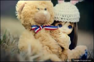 teddy bear doll cute