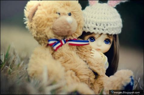 teddy bear doll cute