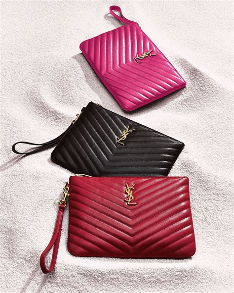 Ysl Pouch By Arali Shop top 10 designer mini pouch bags spotted fashion