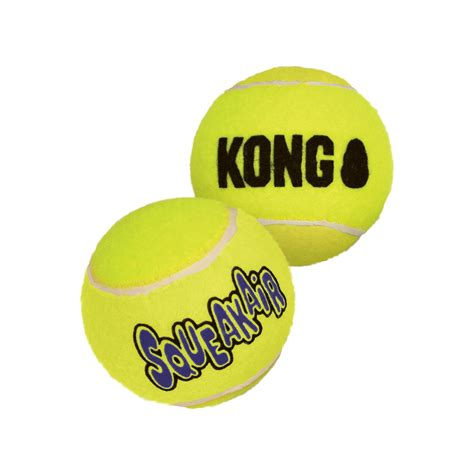 Mainan Anjing S Kong Airdog Dumbbell Medium kong airdog squeaker balls 6 pack medium kong