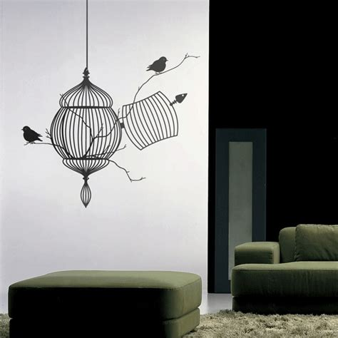 bird wall decals  couture deco
