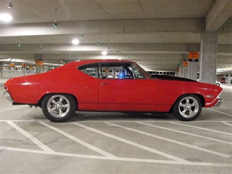 1968 chevrolet chevelle big block 454 with aluminum heads