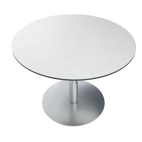 Table Hauteur 60 Cm by Table 224 Hauteur R 233 Glable Brio 216 60 Cm Hpl Blanc Lapalma