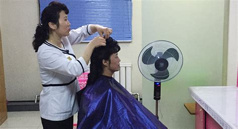 list of hair salon in sm north going for the chop north korean style choose from 15