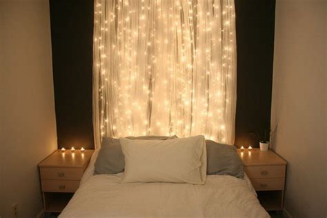 Light In Bedroom Fantastic Ideas For Using Rope Lights For Decoration Designer Mag