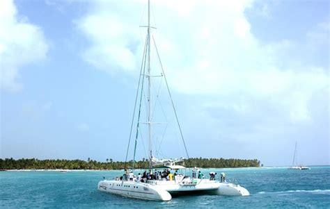 catamaran saona island dominican republic saona island catamaran picture of caribbean route punta