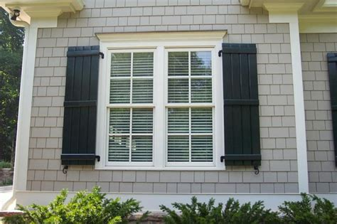 Which Benjamin White To Match Vinyl Windows - 17 best images about shutter on benjamin