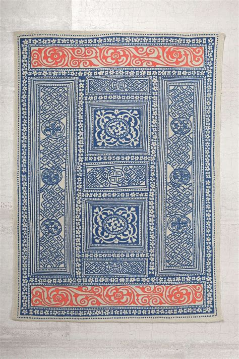 magical thinking rug outfitters magical thinking adalaj printed rug outfitters floors and bohemian