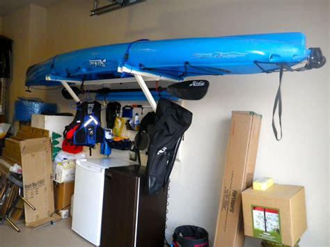 Garage Storage Racks For Kayaks Hobie Forums View Topic Storage Help Hobie Outback