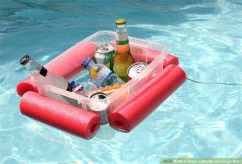 diy floating cooler 15 hacks to upgrade your lake weekend american profile