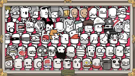 Faced Battle Box by Image Battleblock Theater Artwork 02 Jpg Steam Trading