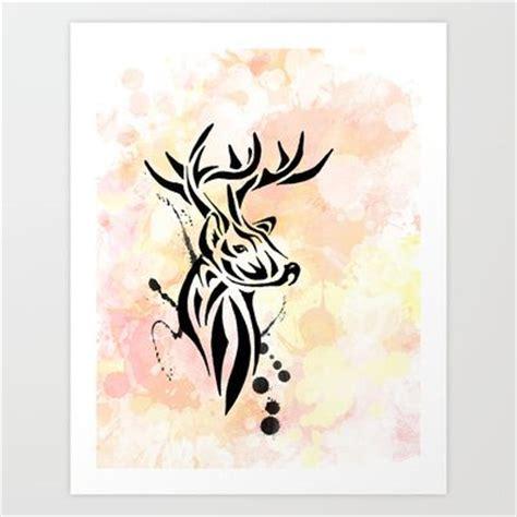 buck tribal tattoos www pixshark tribal stag room deer and tattoos