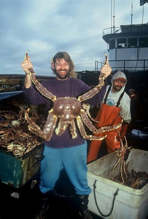 types of crab caught on deadliest catch 1000 images about phil harris cornelia marie on pinterest