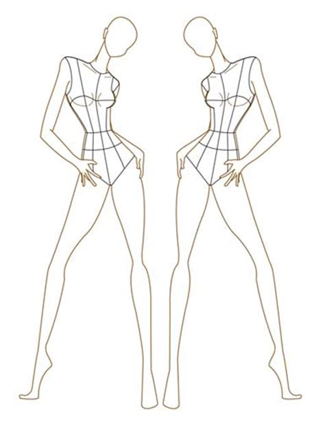 model drawing fashion models picture by peach1244 drawingnow