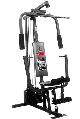 weider 8510 weight system
