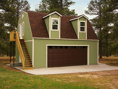 Build A 2 Car Garage by Gallery Tuff Shed